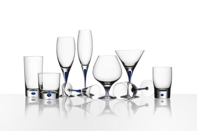 przedmioty szklane