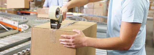 Jak zapakować paczkę dla kuriera?