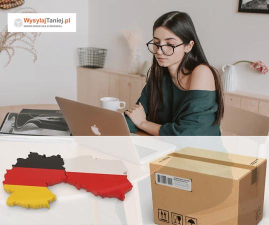 paczka do Niemiec